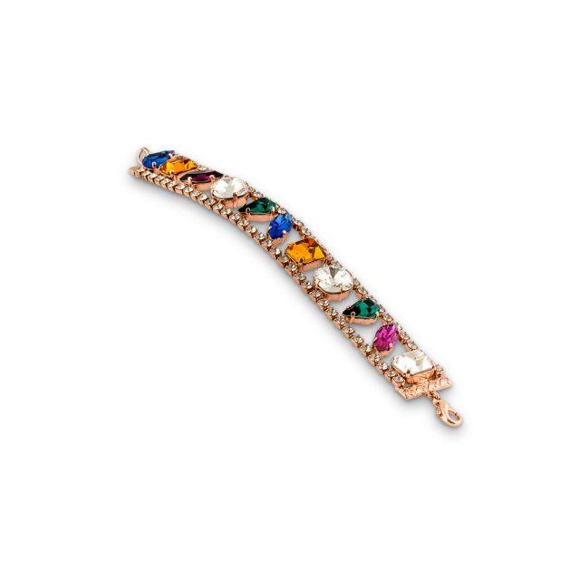 Sydney Jewellery Handmade bracelet Swarovski Rose Gold